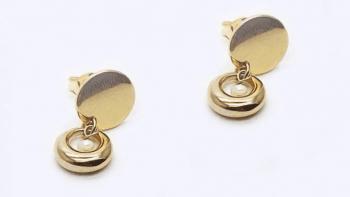 Mini boucles Romane
