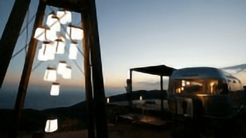 Lanterne Solaire en polyéthylène