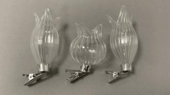 3 soliflores/clip
