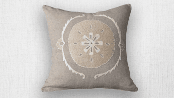 Coussin Sitora C & THE FLOWERS