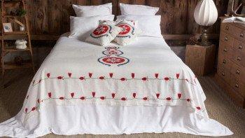 Jeté de lit Bahor