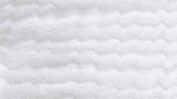 Plaid Ibiza en gaze de coton 130x180cm