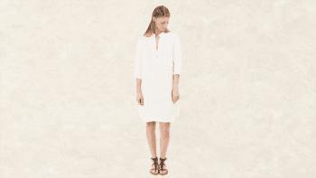 Robe Marize Blanche