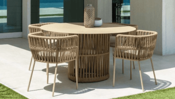 Table ronde Cliff By Talenti