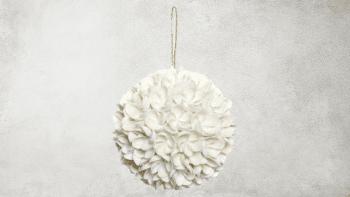 Bal des Coquillages à Fleurs - blanc