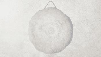 Juju 'Fluffy' - Blanc -XXL
