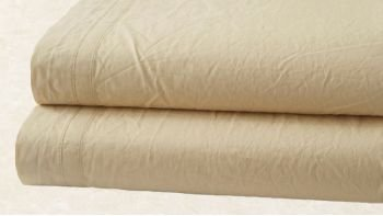 Drap plat AMOUR Coquillage