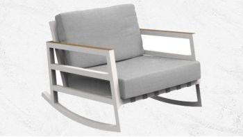 Rocking Chair Alu