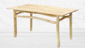 Table à Manger Tulum - Naturel