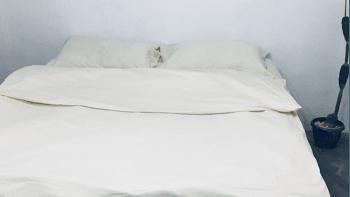 Linge de lit en coton Bio Baan