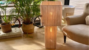 Lampe-double 30' Straight...