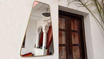Miroir Trapèze - AFRIKAN LAGOM