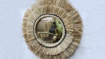 Miroir Maya - AFRIKAN LAGOM