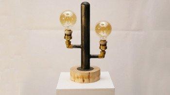 Lampe de bureau Cactus -...