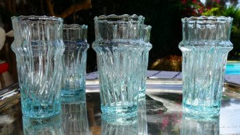 6 verres Tulipe - AFRIKAN...