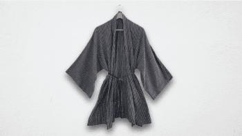 Kimono court à petits...