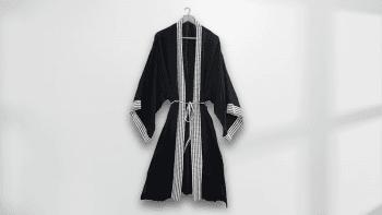 Kimono Long bicolore...