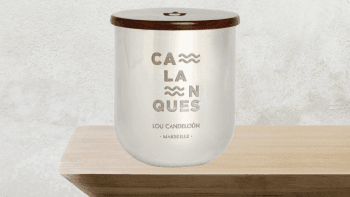 Bougie Calanques 1000g