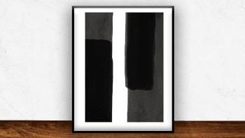 Affiche Ensö black1