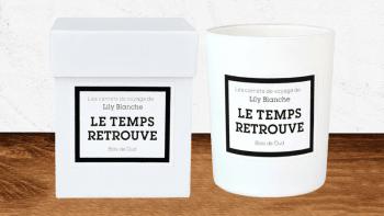 Bougie Temps Retrouvé