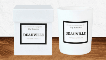 Bougie Deauville