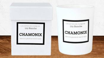 Bougie Chamonix