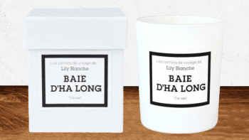 Bougie Baie d' Halong