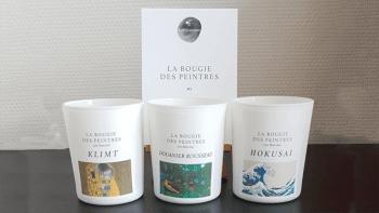 Bougie des peintres Douanier Rousseau