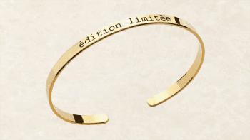 Bracelet Edition Limitée