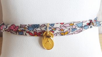 Bracelet liberty pastel