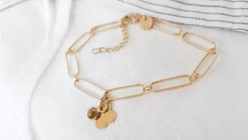 Bracelet Marion Lily Blanche