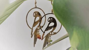 Créoles Oiseaux de Paradis