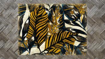 """Tenture Murale """"FEUILLAGE""""..."""