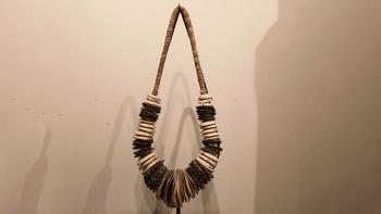 Pièce unique collier...