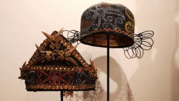 Pièces uniques 2 chapeaux...
