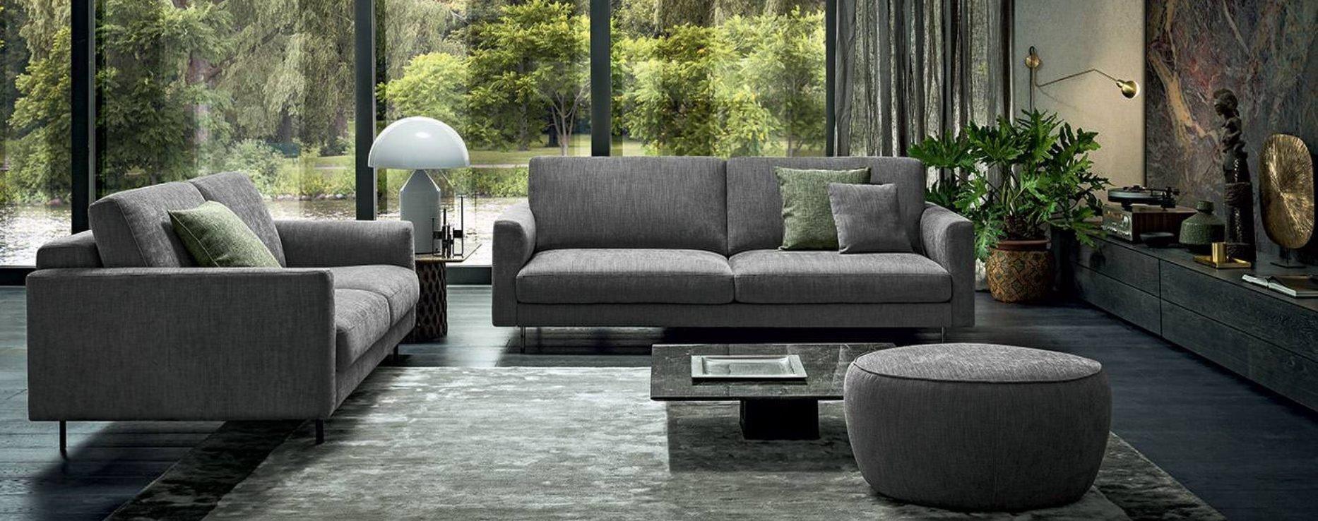 Des canapés alliant design et confort optimal